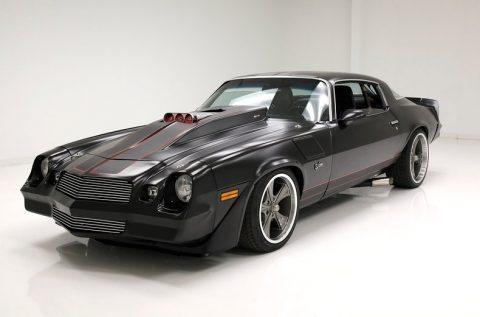 beast 1979 Chevrolet Camaro custom for sale