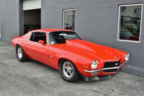 rare 1971 Chevrolet Camaro Super Sport custom for sale