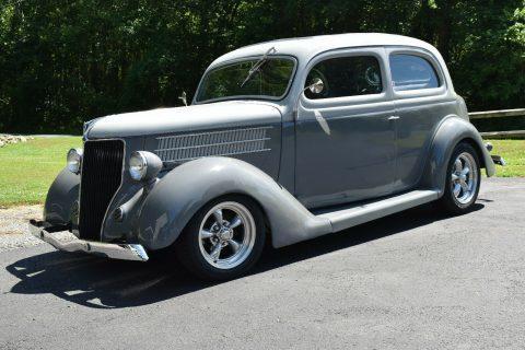 rebuilt engine 1936 Ford Deluxe custom for sale