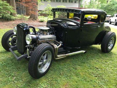 restored 1931 Ford Model A custom for sale