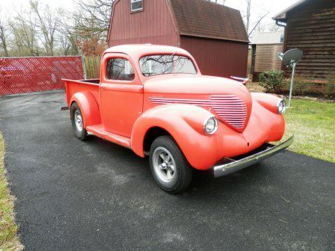 very nice 1937 Willys pickup Custom for sale